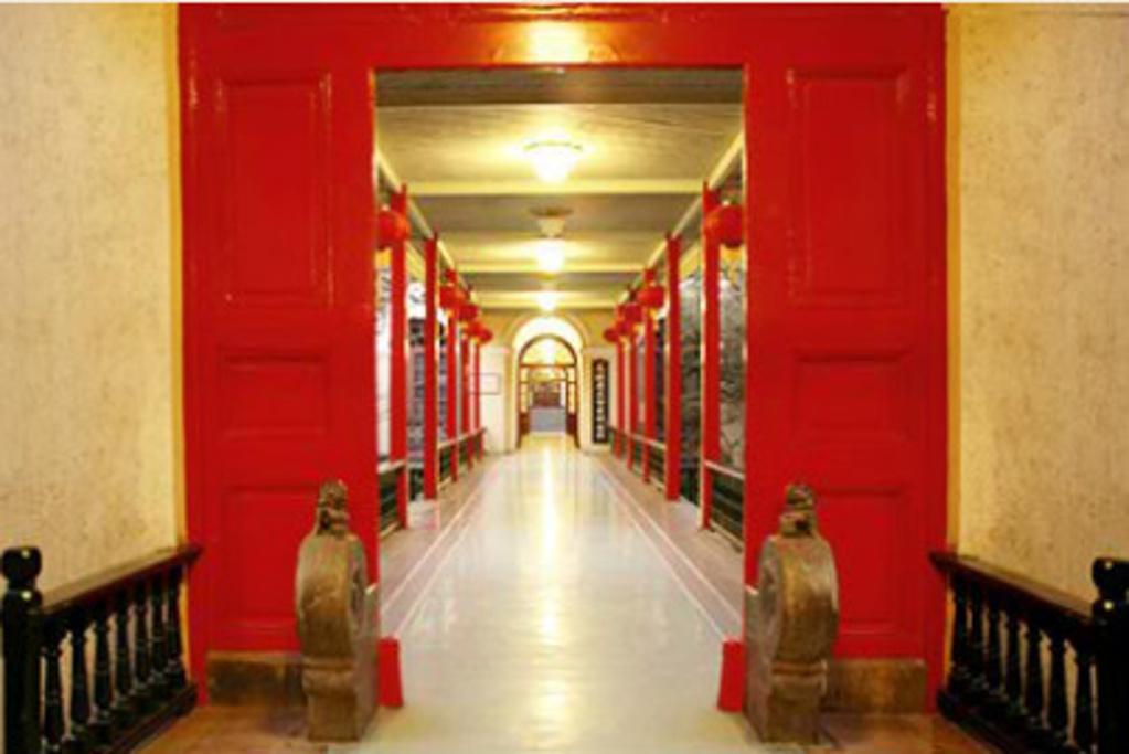 南京总统府旧址旅游导图