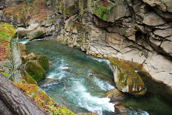 松岛磊磊峡旅游图片