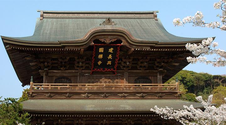 建长寺旅游图片
