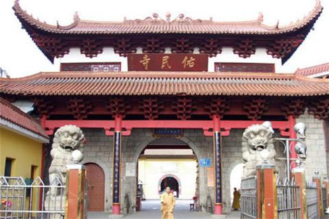佑民寺的图片