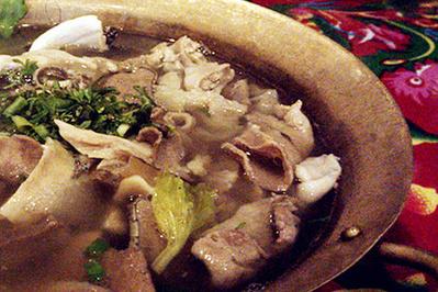 古市香跷脚牛肉·非物质文化遗产餐厅