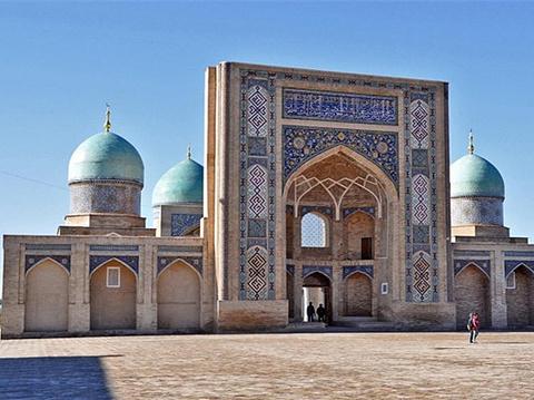 塔什干旅游景点图片