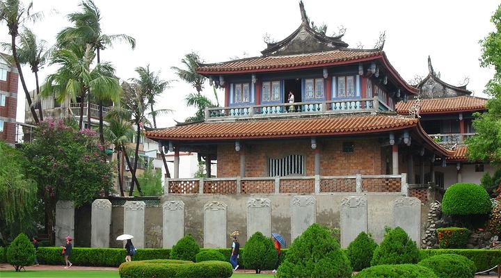 赤崁楼旅游图片
