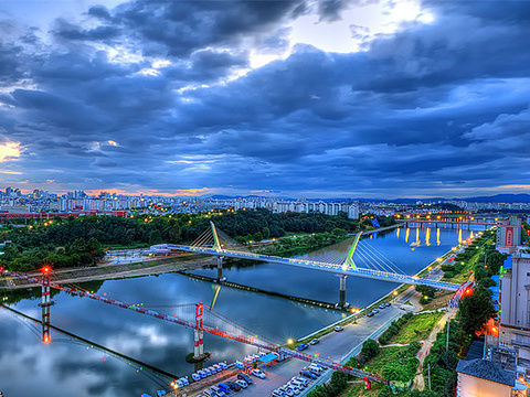 大邱旅游景点图片