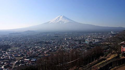 富士山旅游图片