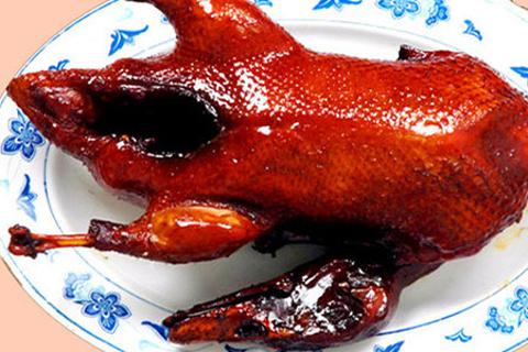 彭山甜皮鸭