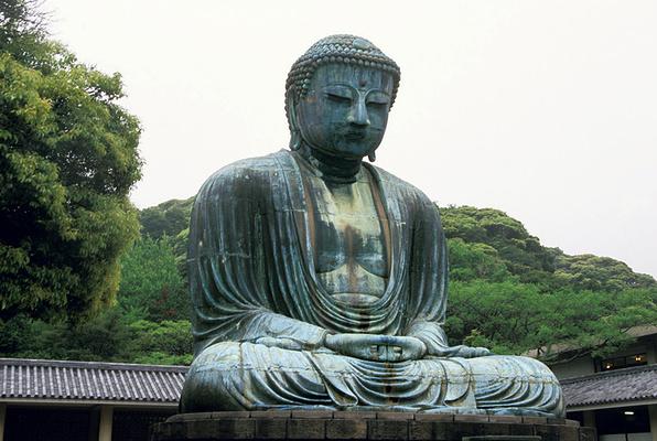 镰仓大佛旅游图片