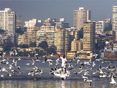 孟买旅游景点图片