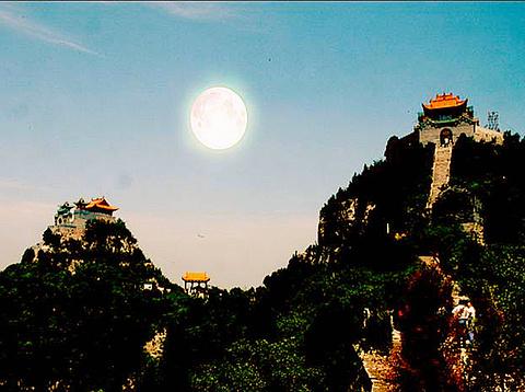 晋城旅游景点图片