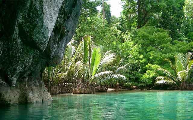 地下河国家公园旅游图片