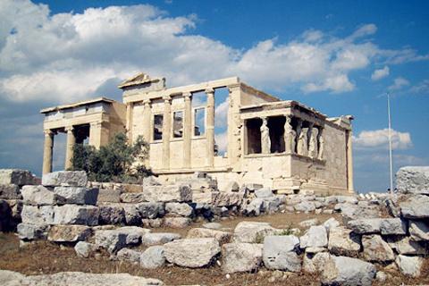 伊瑞克提翁神庙