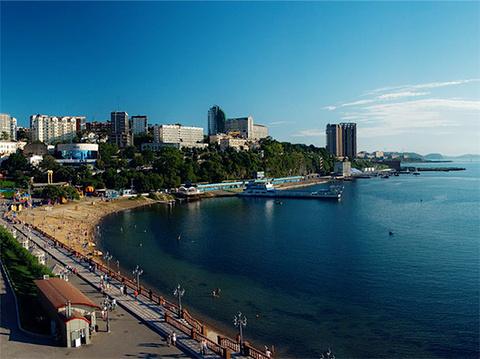 海参崴旅游景点图片