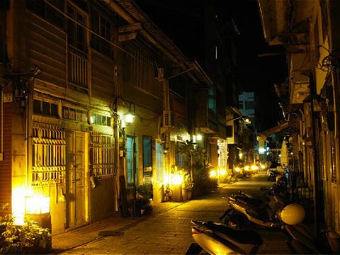 五条港文化园区旅游景点图片