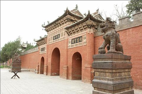 关帝庙的图片