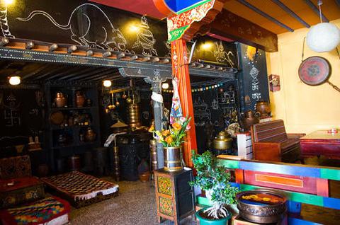 吾尔朵藏餐馆
