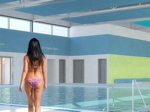 水健身中心旅游景点图片