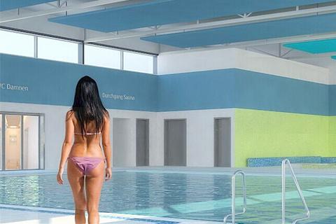 水健身中心