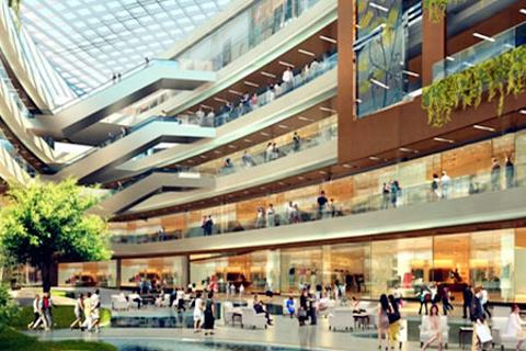 中央国际购物中心