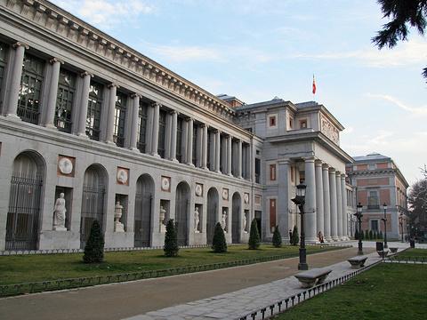 普拉多博物馆旅游景点图片