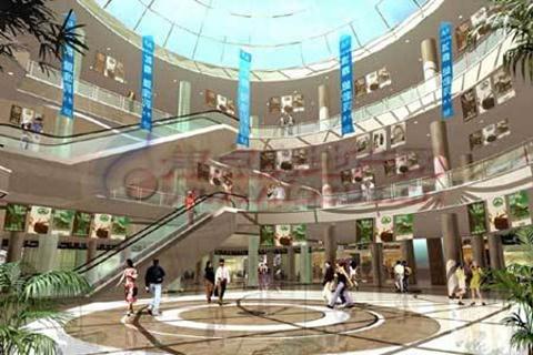 世纪明珠购物中心