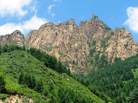 忻州管涔山旅游景点图片
