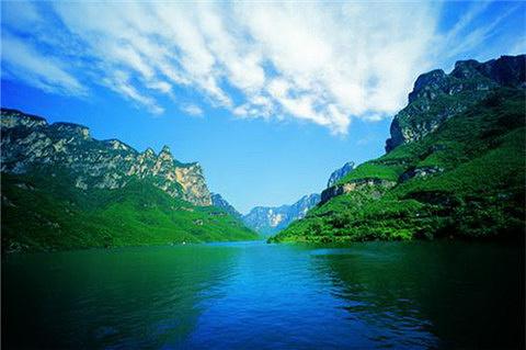 子房湖的图片