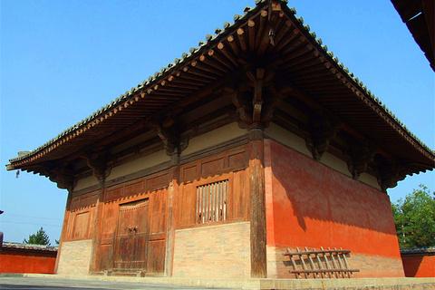 佛光寺的图片
