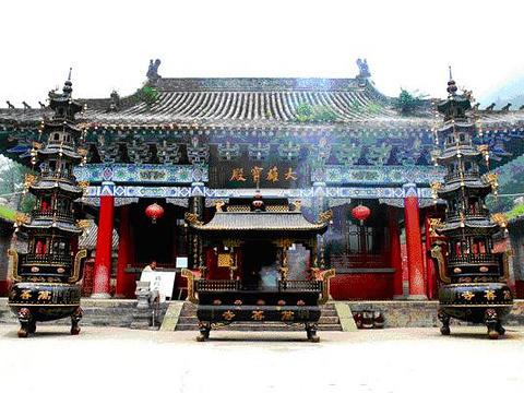 万善寺旅游景点图片