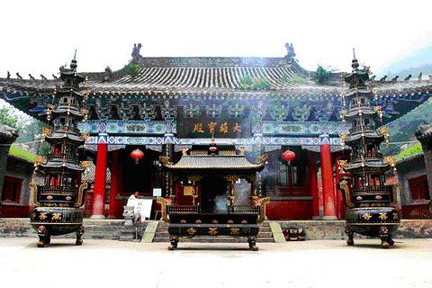 万善寺的图片