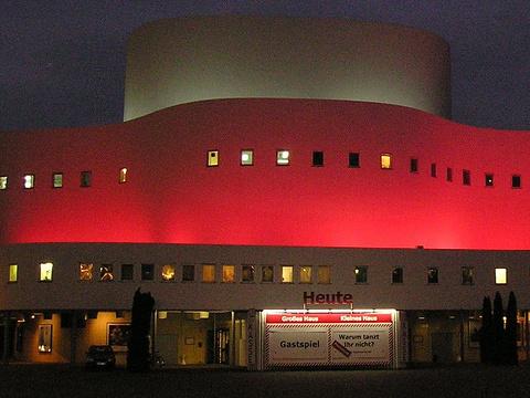 Dusseldorfer Schauspielhaus旅游景点图片
