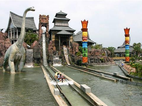 六福村主题游乐园旅游景点图片