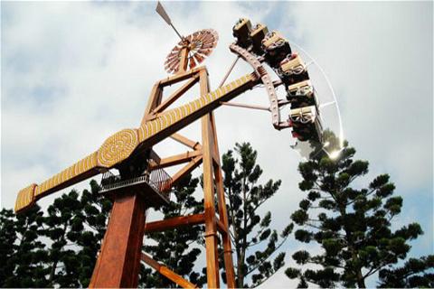 六福村主题游乐园的图片