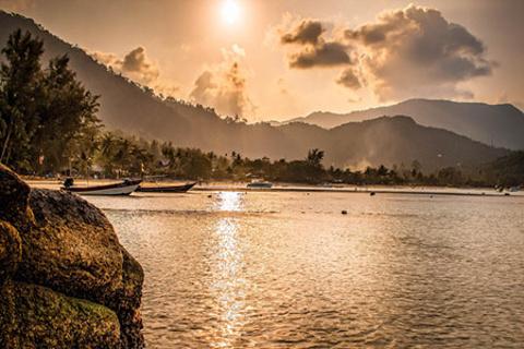 帕岸岛旅游图片