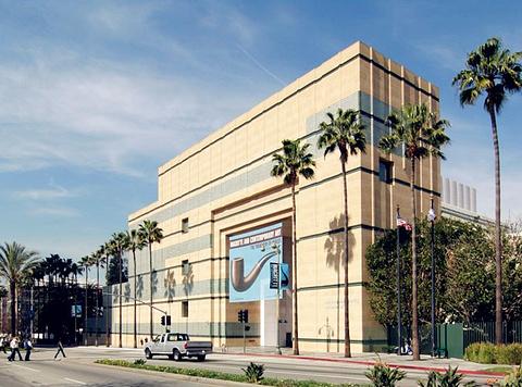 洛杉矶艺术博物馆