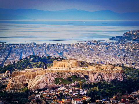 雅典旅游景点图片