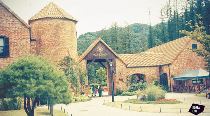 翡翠花园旅游图片