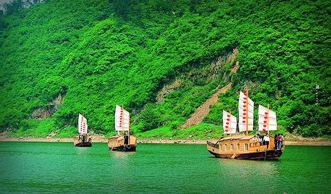 富春江的图片