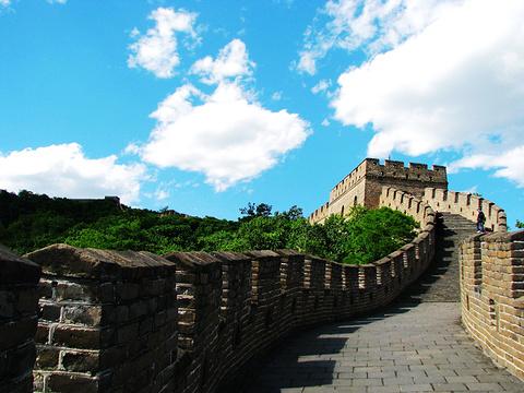 慕田峪长城的图片