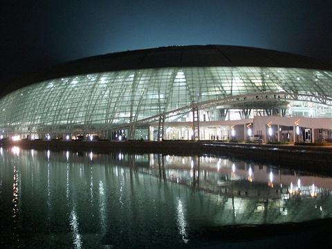 天津奥林匹克体育中心旅游景点图片