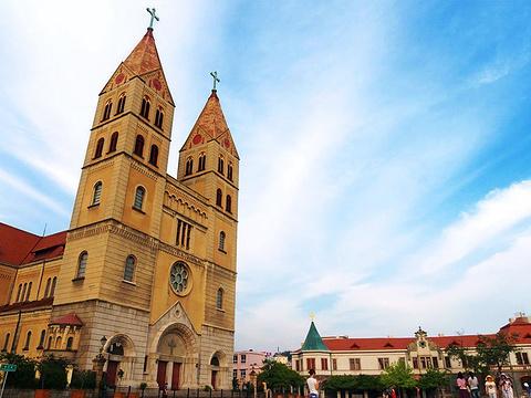 浙江路天主教堂旅游景点图片