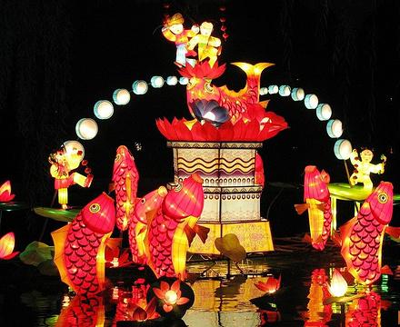 龙潭湖公园的图片