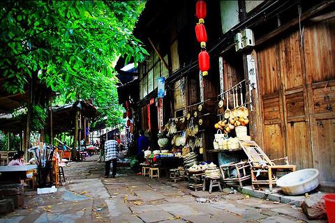 中山古镇的图片