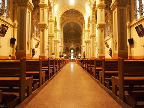 西开教堂旅游景点图片