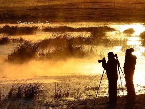 张北草原旅游景点图片
