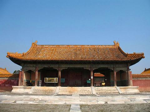 清西陵旅游景点图片