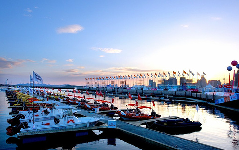 青岛奥林匹克帆船中心