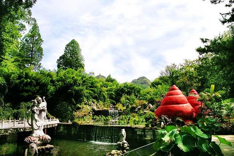 红螺寺的图片