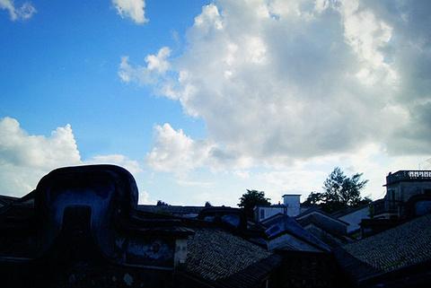 大鹏所城旅游景点图片
