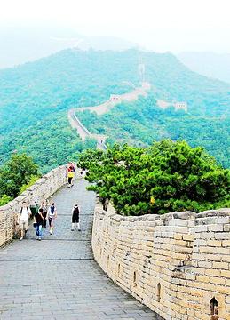 慕田峪长城旅游景点图片