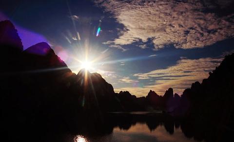 金龙湖的图片